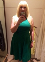 Beautiful big woman with a great firm arse that needs licking. I am looking for an intimate relationship with an older gentleman. I am a nice girl, love to have fun and laugh.
