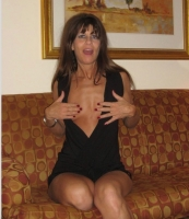 Horny milf here desperately needs a manly help if you know what I mean. I'm married but sexually unsatisfied so I need one who can be discreet and can make me feel complete. Looking for someone hung, hard and ready!